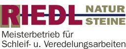 Die Firma Riedl Natursteine in Künzig