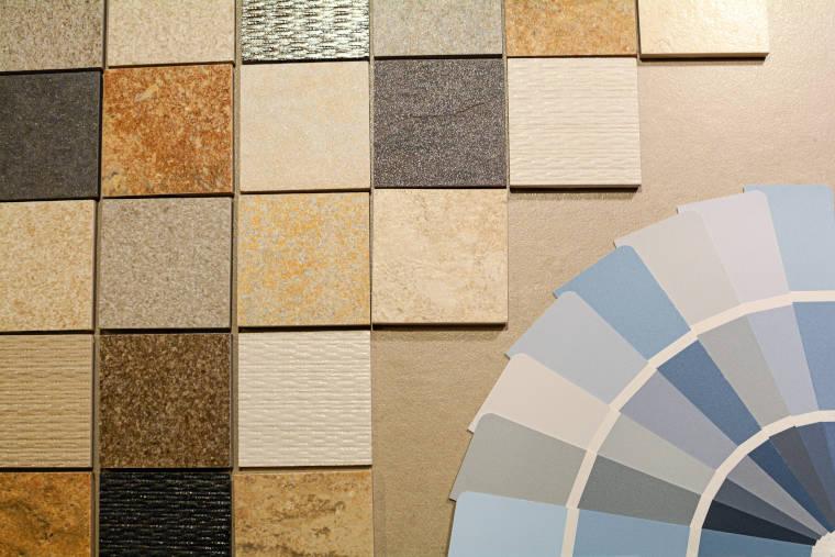 Färben wird mit dem Super-Concrete-System von Klindex, Angebot der Firma Riedl Natursteine in Künzing