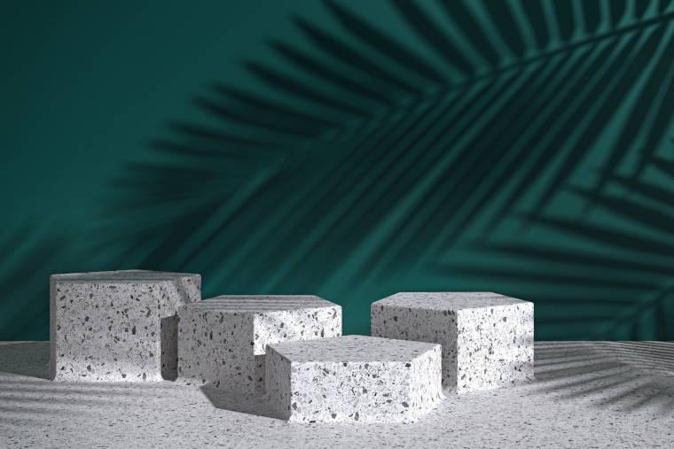 Terrazzo - edles Erscheinungsbild für gehobene Ansprüche garantiert durch die Firma Riedl Natursteine in Künzing